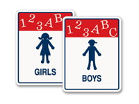 kids bathroom sign. Wonderful Kids Kids Bathroom Signs Inside Kids Bathroom Sign C